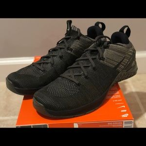 Nike Metcon DSX Flyknit 2 Training Shoes Olive